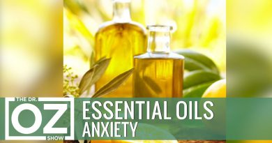 4 Essential Oils for Anxiety