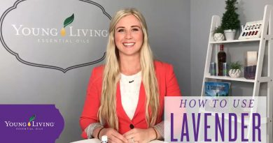 How to Use Lavender Essential Oil | Young Living Essential Oils