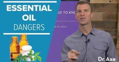 Dangers of Essential Oils: Top 10 Essential Oil Mistakes to Avoid | Dr. Josh Axe