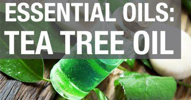 Essential Oils: Tea Tree Oil