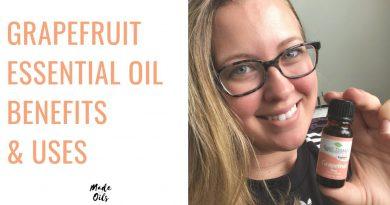 Grapefruit Essential Oil Benefits & Uses