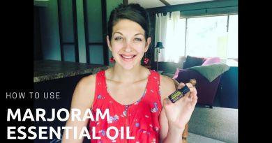 How To Use Marjoram Essential Oil
