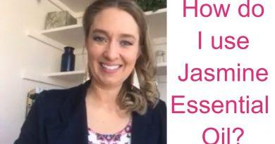 How do I use Jasmine Essential Oil?