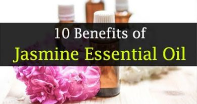 Jasmine Essential Oil Benefits for Hair and Skin