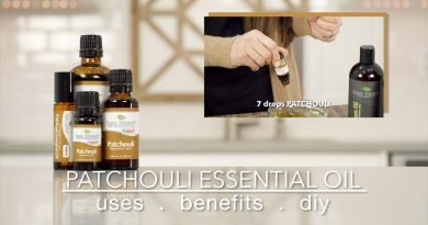 Patchouli Essential Oil: Best Uses + Quick How To