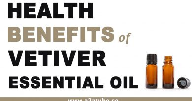 Vetiver Essential Oil Health Benefits