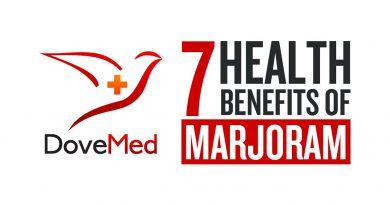 7 Health Benefits Of Marjoram