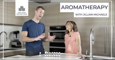 Essential Oils With Dr. Josh Axe And Jillian Michaels | Ancient Nutrition