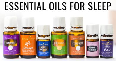 HOW TO USE ESSENTIAL OILS | for better sleep
