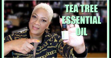 TEA TREE ESSENTIAL OIL FIRST AID USES + RECIPES