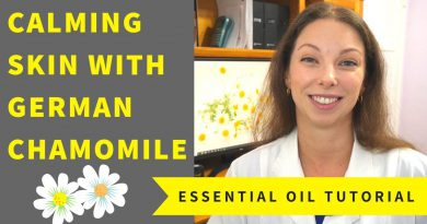 Why German Chamomile is Awesome for Calming Inflammation in Skin