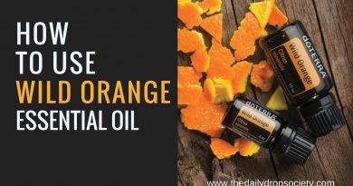 dōTERRA WILD ORANGE 🍊 How to use this energizing essential oil...
