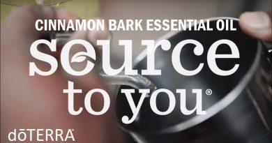 doterra Essential Oils Cinnamon Bark Sourcing Story