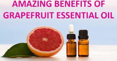 10 Amazing Benefits of Grapefruit Essential Oil