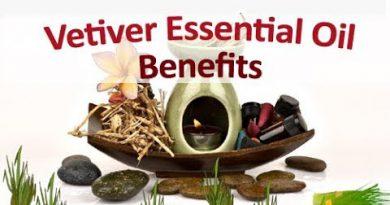 10 Vetiver Essential Oil Surprising Health Benefits