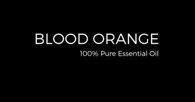 100% Pure Blood Orange Essential Oil