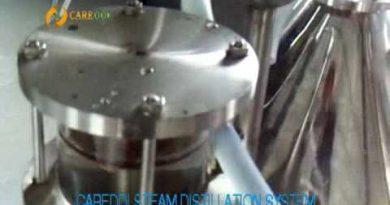 2000L Steam distillation for Rose essential oil and lavender essential oil