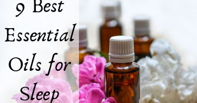 9 Best Essential Oils for Sleep