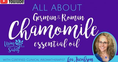 All About German & Roman Chamomile Essential Oils