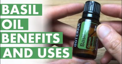 Basil Oil: Sweet Benefits And Uses
