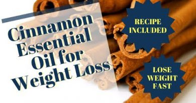 Cinnamon Essential Oil for Weight Loss