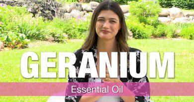 Essential Oil Series - Geranium