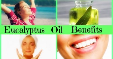 Eucalyptus Essential Oil Benefits | Naturally Treat Congestion & Enhance Cognitive Ability!