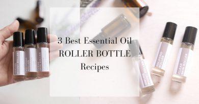 Favorite Roller Bottles DIY ESSENTIAL OIL RECIPES