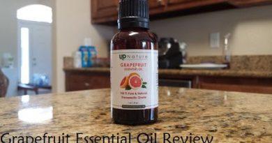 Grapefruit Essential Oil Review