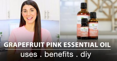Grapefruit Pink Essential Oil: Best Uses + Quick How To