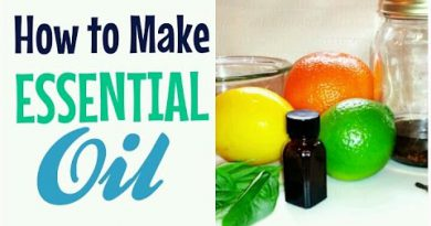 HOW TO MAKE ESSENTIAL OIL   3 Quick & Easy Ways   Cheap Tip #179