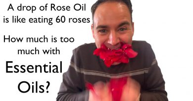 How Much Is Too Much With Essential Oils?