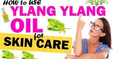 How to use Ylang Ylang Essential Oil for Skin Care