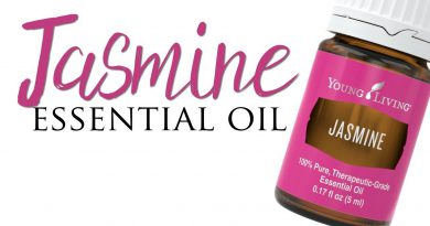 Jasmine Essential Oil-Young Living Essential Oil