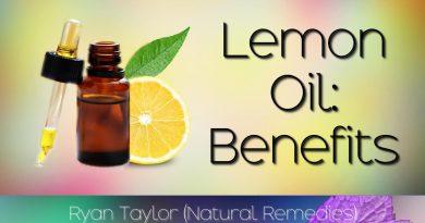 Lemon Oil: Benefits and Uses