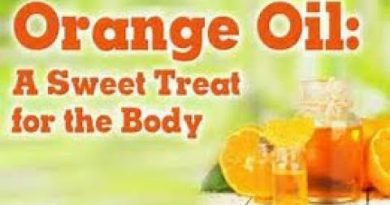Orange Essential Oil - A Sweet Treat for your Body - One of my Favorite Essential Oils - Recipes