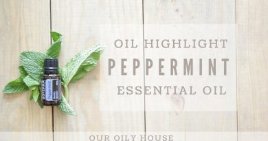 PEPPERMINT ESSENTIAL OIL HIGHLIGHT | USES AND BENEFITS OF PEPPERMINT OIL