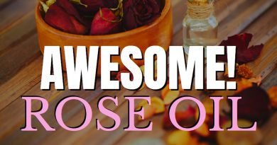 Surprising Benefits from Rose Essential Oils