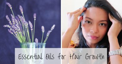 TOP ESSENTIAL OILS FOR HAIR GROWTH