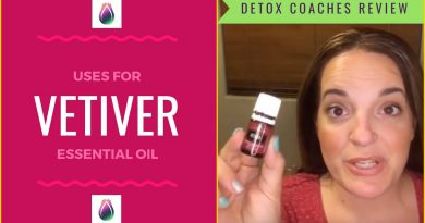 Vetiver Essential Oil Uses - My Favorite Ways to Use Vetiver Essential Oil by Young Living