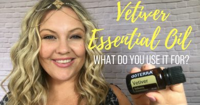 Vetiver Essential Oil - What Do You Use It For?