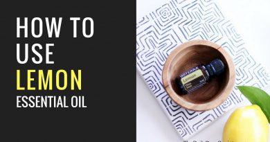 dōTERRA LEMON ESSENTIAL OIL 🍋 Top 10 Lemon Essential Oil uses...