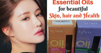 2 Essential Oils You Must Try! RoseMary & Jasmine Essential Oils Of ELANSA Uses & Precautions