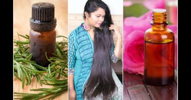 3 Best Essential Oils for HAIR GROWTH|Good Vibes Essential Oils|Sushmita's Diaries