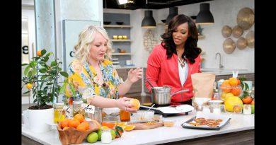 3 fresh citrus DIYs using homemade essential oils