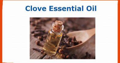 Clove essential oil dangers