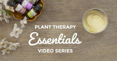 Geranium Egyptian Evening Body Cream Essential Oil DIY | Plant Therapy Essentials