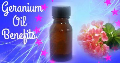 Geranium Essential Oil Benefits   Toned Skin, Immune System Support & Anti-Aging!