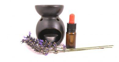 How I make my own lavender oil.