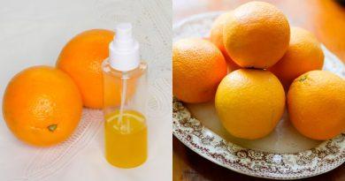 How To Make Sweet Orange Oil| DIY Sweet Orange OIL For Skin LIGHTENING | NATURAL Skin Whitening Oil